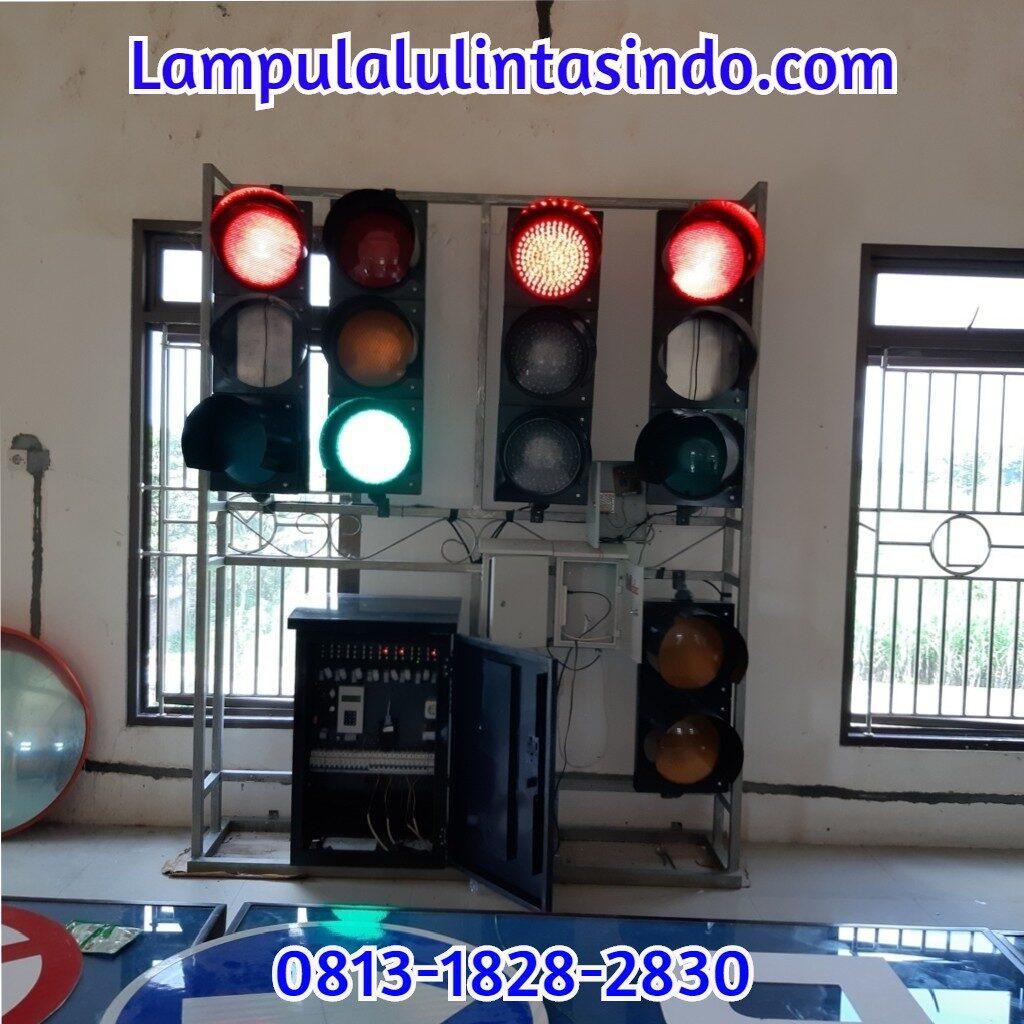 Jual Traffic Light ATCS Di Makasar