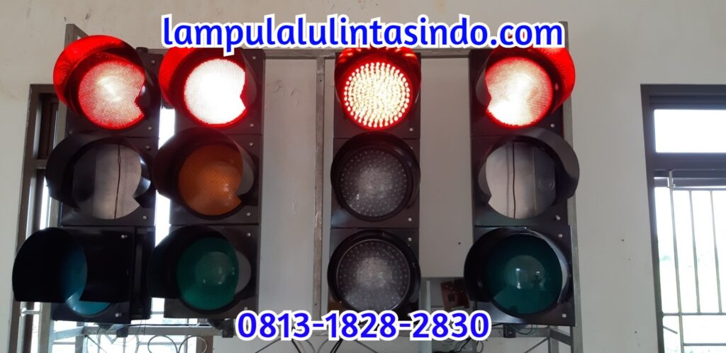 Jual Traffic Light ATCS Di Makasar