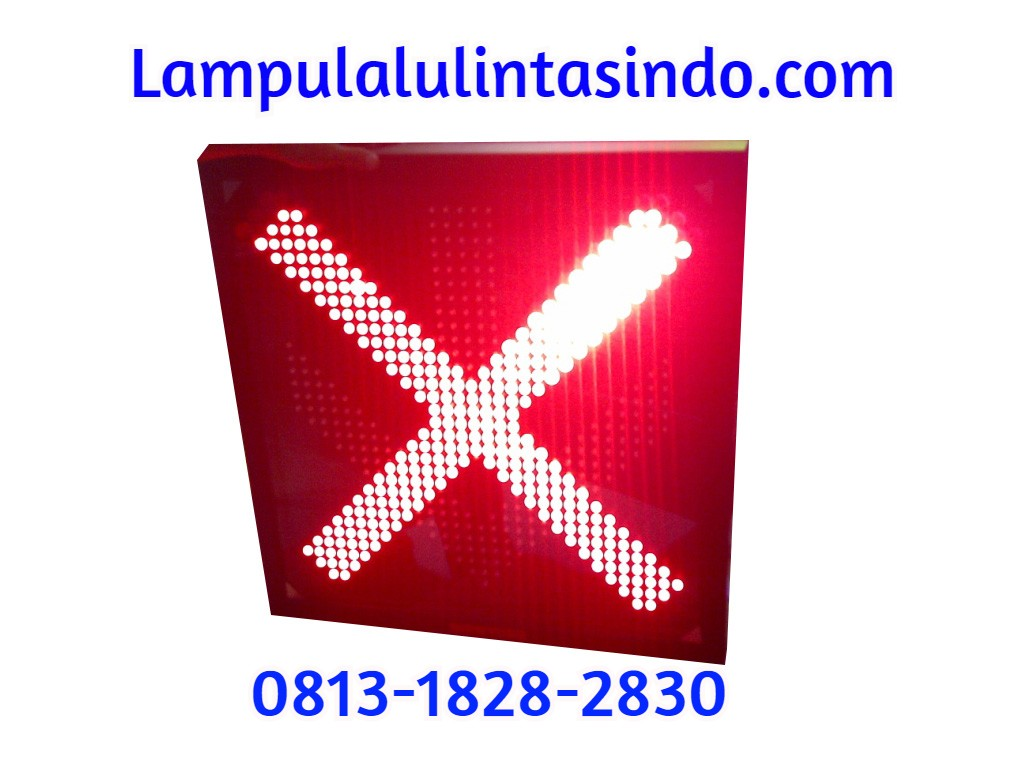 Jual Lampu Cross Arrow|Lampulalulintasindo