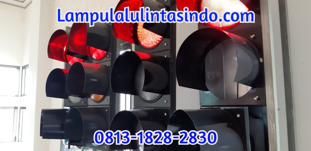 Jual Traffic Light ATCS Di Banjarmasin