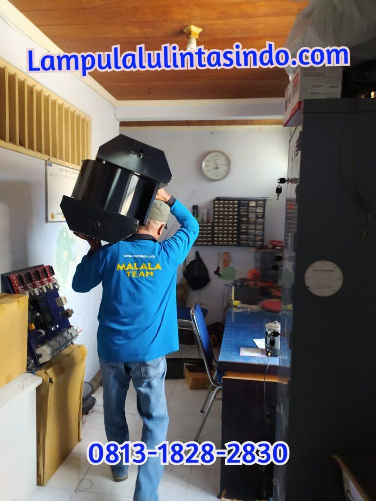 Jual Lampu Traffic Light ATCS Di Manado