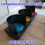 Jual Dan Harga Instalasi Lampu Traffic Light ATCS (Area traffic control system)
