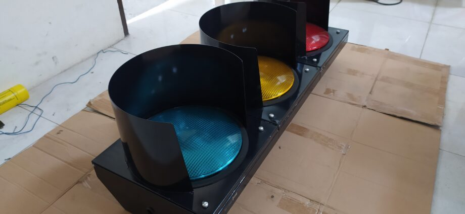 Jual Dan Harga Instalasi Lampu Traffic Light ATCS (Area traffic control system)