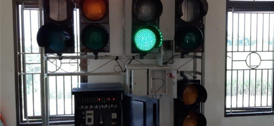 Jual Dan Pemasangan Pengadaan Lampu Traffic Light Sistem ATCS Hub 081318282830
