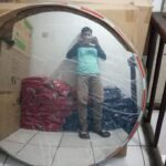 Jual Cermin Cembung Atau Convext Mirror Outdoor Semua Ukuran Hub 081318282830