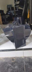 Pabrik Dan Jual Lampu Warning Light | Lampu Hati Hati 2 Aspek Diamater 20 30 Cm Di Palembang Sumatera Selatan