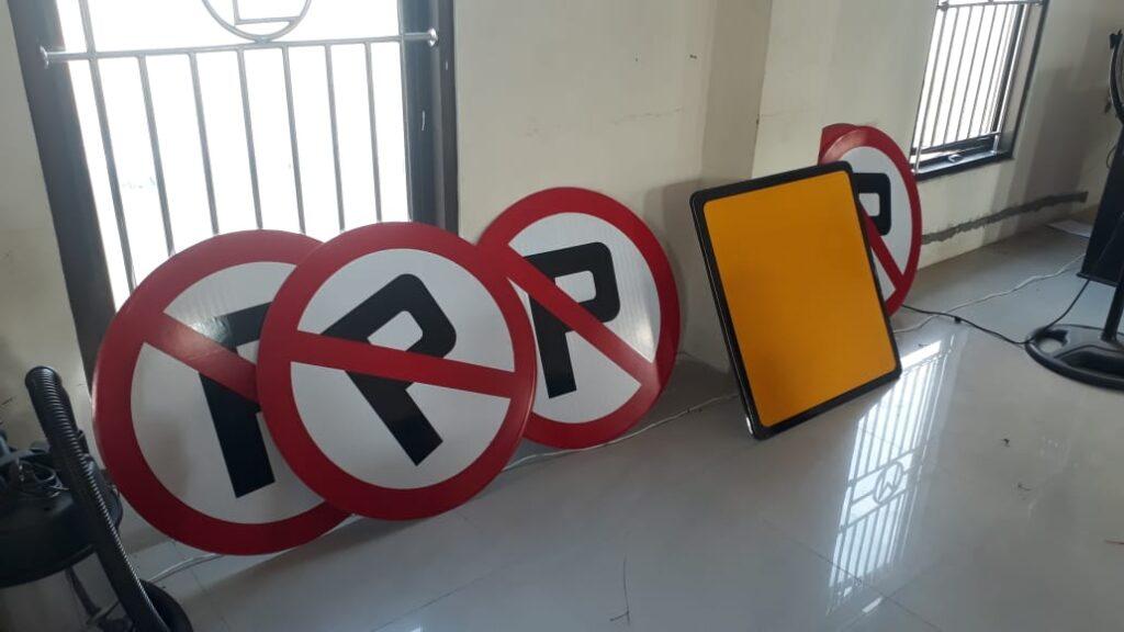 Pabrik Dan Jual Rambu Lalu Lintas Atau Rambu Marka Jalan Terbaik Di Kota Medan Sumatera Utara